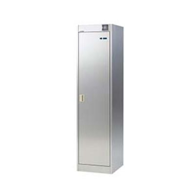 AS ONE 亚速旺 S-01FN 紫外线灭菌衣柜 (不锈钢规格)紫外線殺菌ロッカー CABINET STERILIZING 2-7978-01